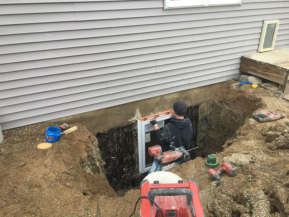 foundation repair MI